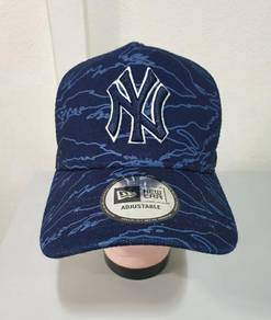 New Era navy blue cap