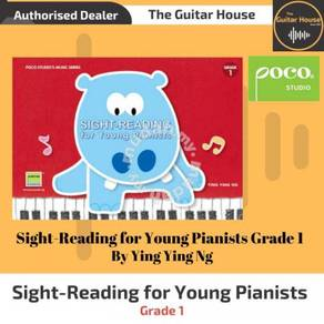 Poco Studio Sight-Reading for Young Pianists Grade