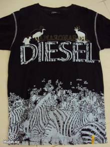 DIESEL Shorts Sleeve Shirts