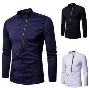 Casual Long-sleeved Shirt( MFCYG 8817)