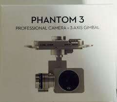 DJI Phantom 3 Part No.05 4K Camera & Gimbal