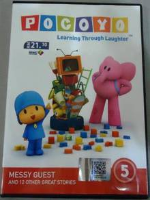 DVD POCOYO Messy Guest Vol.5