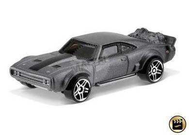 Hotwheels Fate of fast and furious ice charger