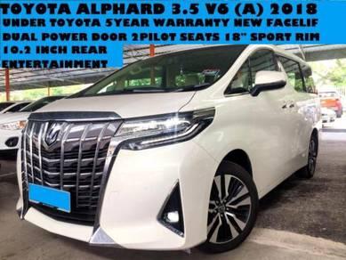 New Toyota Alphard for sale