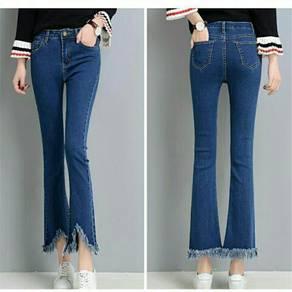 Bootcut jeans highwaist