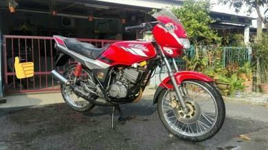 Yamaha rxz catalyzer 2006
