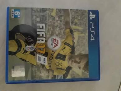 CD Ps4 Fifa 17