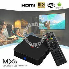 (BEST) Android TV box Mxq 4k pro decoder