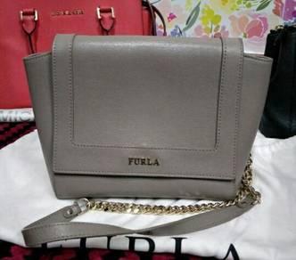Furla Ginevra small sling bag.