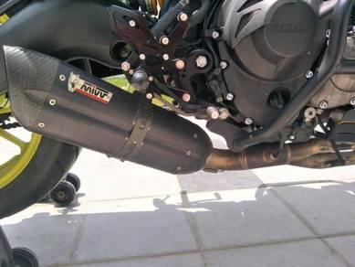 Mt09 Exhaust
