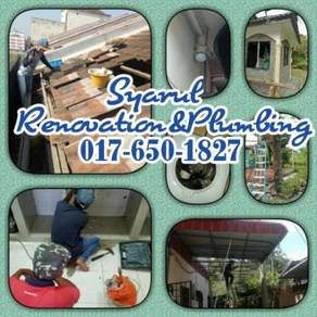 N9 plumbing & roof (area Sendayan)