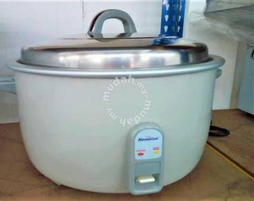 Electric Rice Cooker 10L