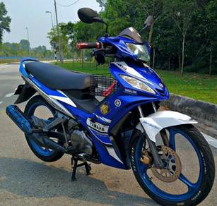 Yamaha lc135 v1 2010
