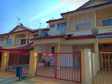 Taman Bukit Cheng 2 sty Terrace House (4 room 3 bath-FREEHOLD)