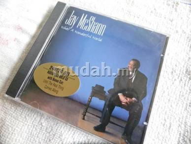 Jay mcshann what a wonderful world gold cd