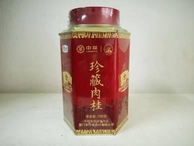 珍藏肉桂 !China Tea Cinnamon Zhencang Rougui