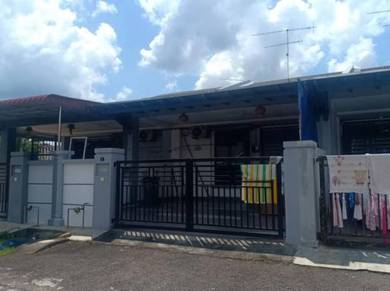 FOR SALE -Taman mengkibol Kluang (100% full loan)