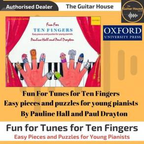 Oxford Fun For Ten Fingers (Easy pieces & puzzle)