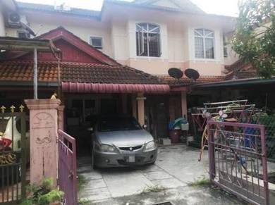 TERMURAH FACING OPEN 2 Storey Puncak Alam Jalan Az Zaharah