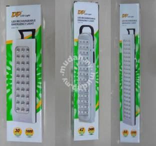 Lampu Mentol Emergency LED Rechargeable Light Lamp
