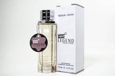 Mont Blanc Legend Pour Femme Tester Perfume