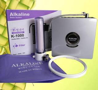 Water Filter Penapis Air Korea Alkaline kk65e
