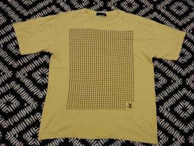 Global work t shirt design size L