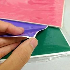 Color Sticker ×4 ( blue /pink / green)