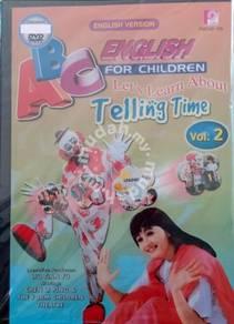 DVD ABC English For Children Vol.2