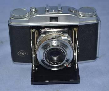 Agfa germany solinette ii folding camera c 1952