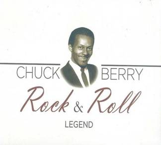 IMPORTED CD Chuck Berry Rock & Roll Legend 2CD