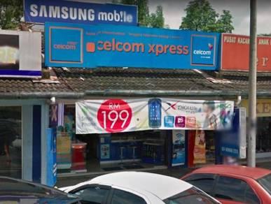 Bandar Tenggara, Rumah Kedai Setingkat untuk di Jual (1389 sq.ft)