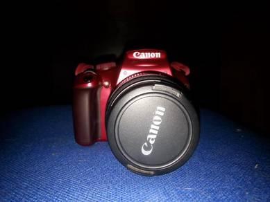 Canon DSLR 1100D (REDL
