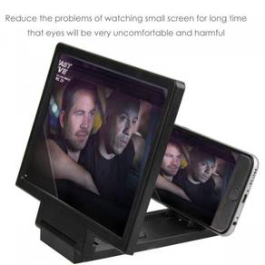 Enlarged Screen Mobile Portable Stand Folding