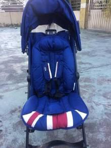 Mini cooper stroller