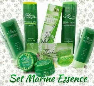 Set Marine essence