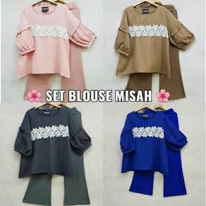 Set blouse misah