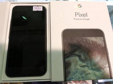 Google Pixel XL LTE 4G 4GB Ram 128GB - Fullset