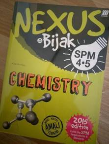 Nexus Chemistry SPM