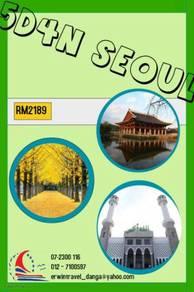 Erwin travel- 5d4n seoul