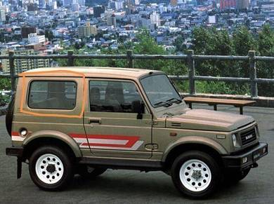 Suzuki Jimny SJ410 SJ413 Cabin Glass