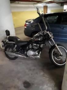 Kawasaki EN500C