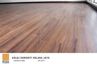 Timber Flooring / Laminate / Vinyl / WPC/ SPC -024