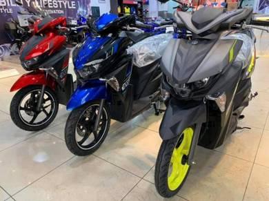 Yamaha Ego Avantiz 125 ~ Yamaha Star Centre S.Alam