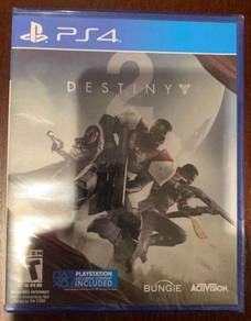 PS4 Destiny 2 (English/Chinese) NEW AND SEALED