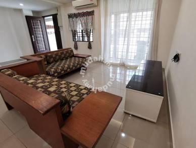 Newly renovated 2 storey house at Alam Damai fully furnished