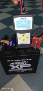 Car battery-bateri kereta baru