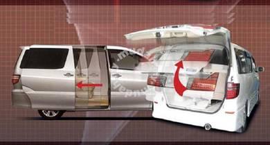 Toyota alphard power door repair 2000-2006