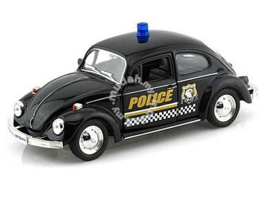 1967 Volkswagen Beetle (police) diecast model