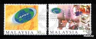 Mint Stamp APEC Conference Malaysia 1998